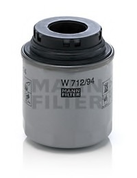 filtru ulei W 712/94 MANN-FILTER